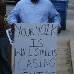 OccupyLosAngelesNewsWallStreetGuyProtests