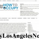 How To Occupy Grassroots for Global Change Website