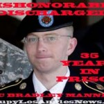 PFC Bradley Manning gets 35 years in prision for leaking USA secret documents to WikiLeaks