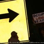Occupy Long Beach during Occupy The Ports Long Beach. OccupyLosAngelesNews.org