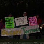 Occupy Torrance. Photo by Mitch for OccupyLosAngelesNews.org