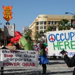 Occupy The Rose Parade Jan 1 2014 photo by Mitch Ward
