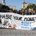 Occupy Fights Foreclosure 2014 Rose Bowl