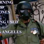 "Warning the LAPD are now using ""Dragan"" drones in Los Angeles - the Draganflyer X6"