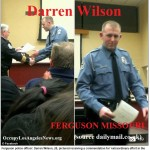 Darren Wilson Ferguson Police Department as shown in DailyMail.co.uk article.