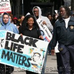 Black Life Matters - A protest in Washington DC USA - 12.13.14