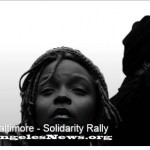 LA Stands With Baltimore Rally May 2nd 2015 12PM - Los Angeles City Hall
