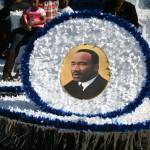 Celebrating Martin Luther King, Jr. Day 2016 - Photo taken at 2015 MLK Parade Los Angeles